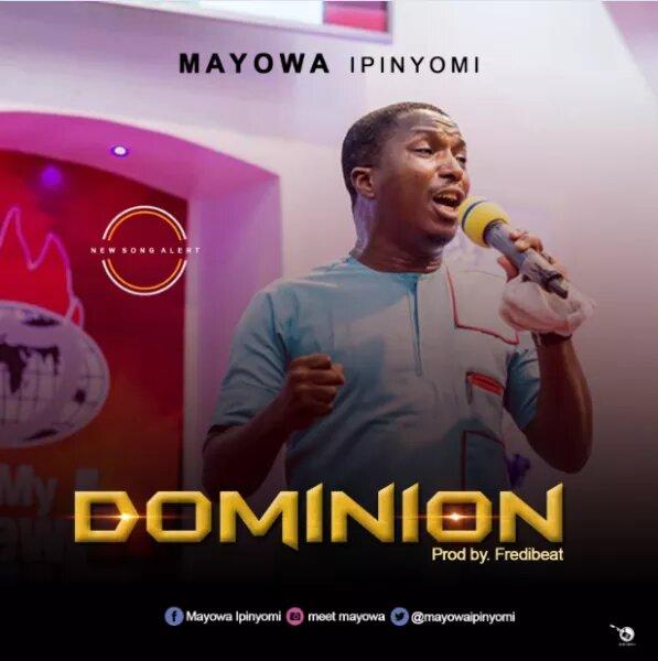 Dominion By Muyiwa Ipinyomi