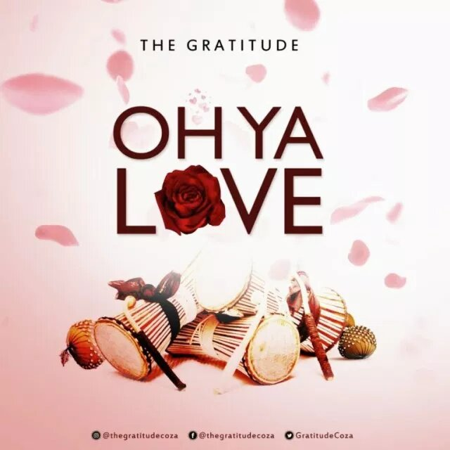 Lyrics in Oh Your Lofe By The Gratitude COZA