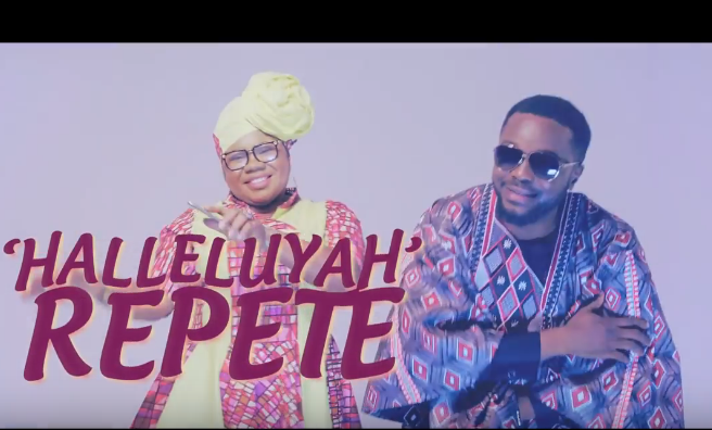 Esther Igbekele Hallelujah Repete Mp3 download