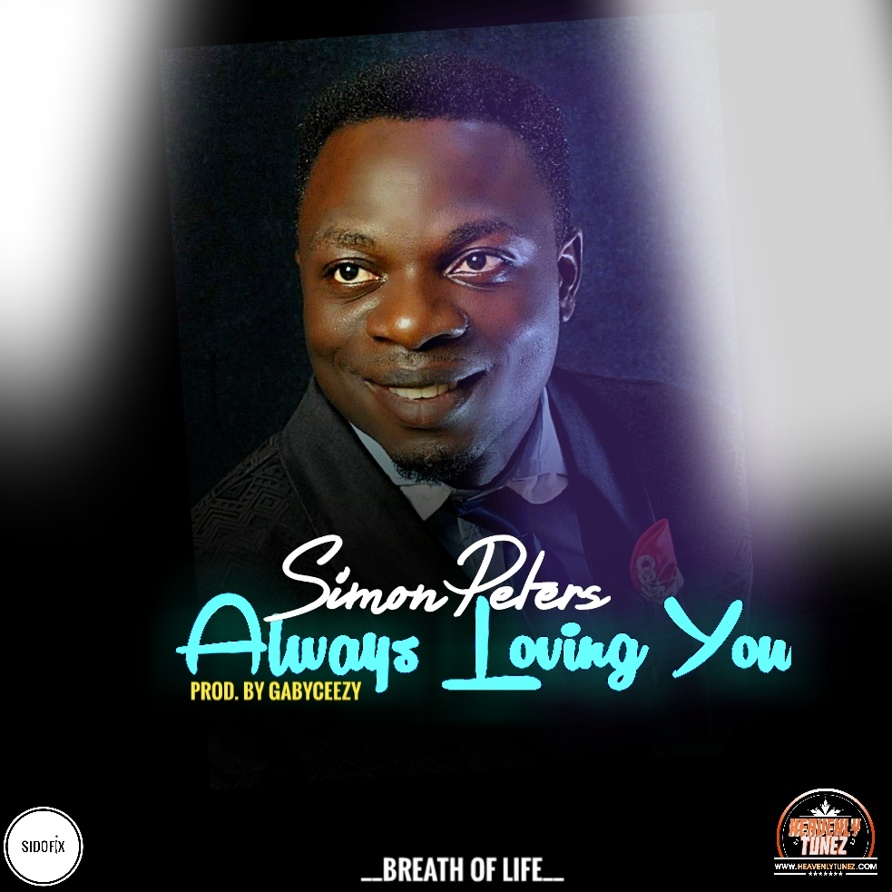 Download Simon Peters Always Loving You MP3