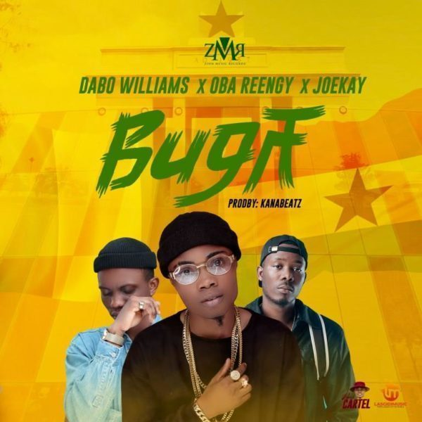 Download Dabo Williams Buga MP3