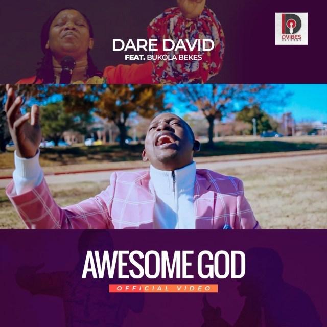 Dare David Awesome God Free MP3