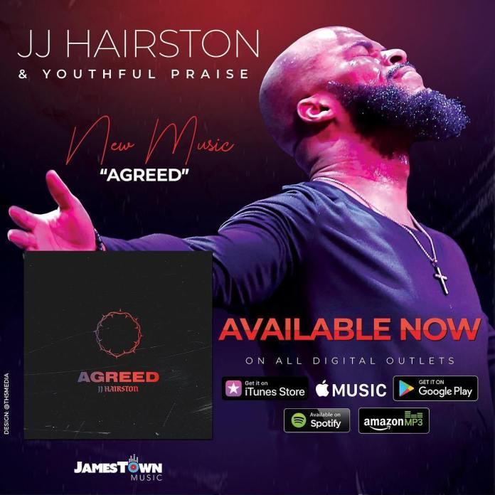 Download JJ Hairston Youthful Praise Agreed MP3