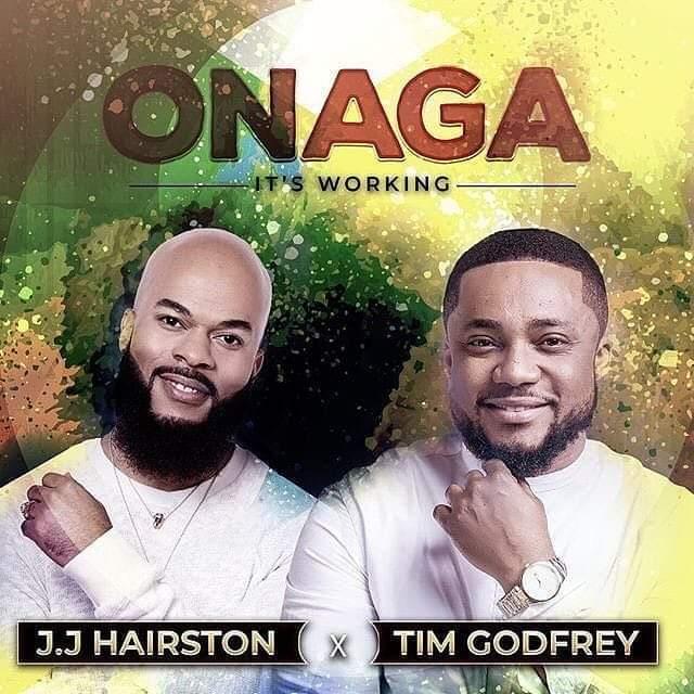 Download JJ Hairston Onaga ft Tim Godfrey MP3