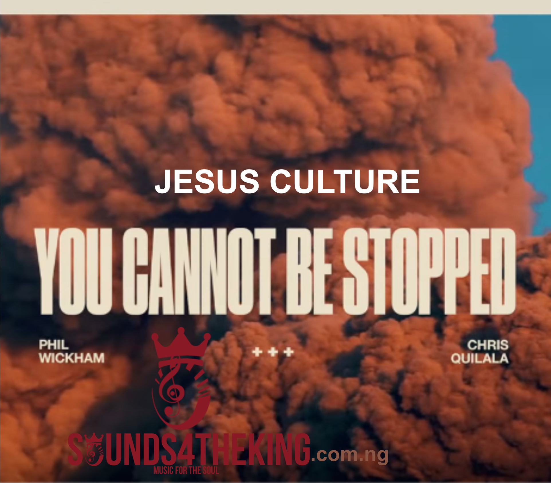 Download Jesus Culture You Cannot Be Stpped Free MP3