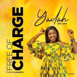Lyrics Yadah Free of Charge