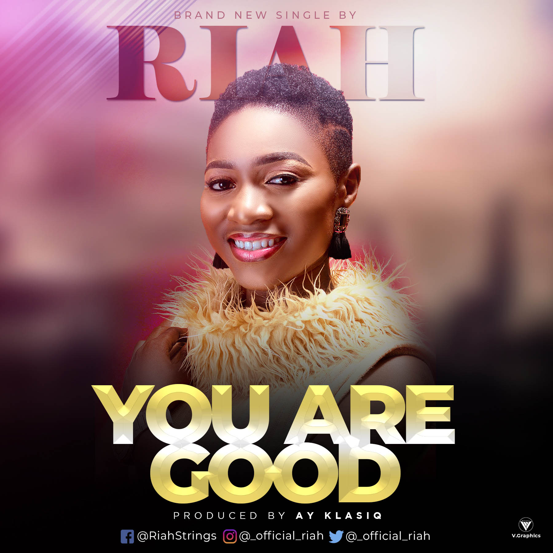 Riah You Are Good MP3 Free Download