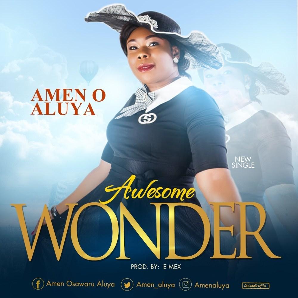 Amen O Aluya Awesome Wonder