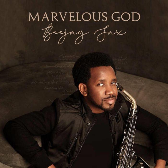 Veejay Sax - Marvelous God Album