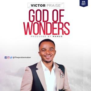 Victor Praise God of Wonders MP3