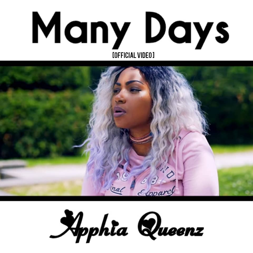 Apphia Queenz - Many days Video