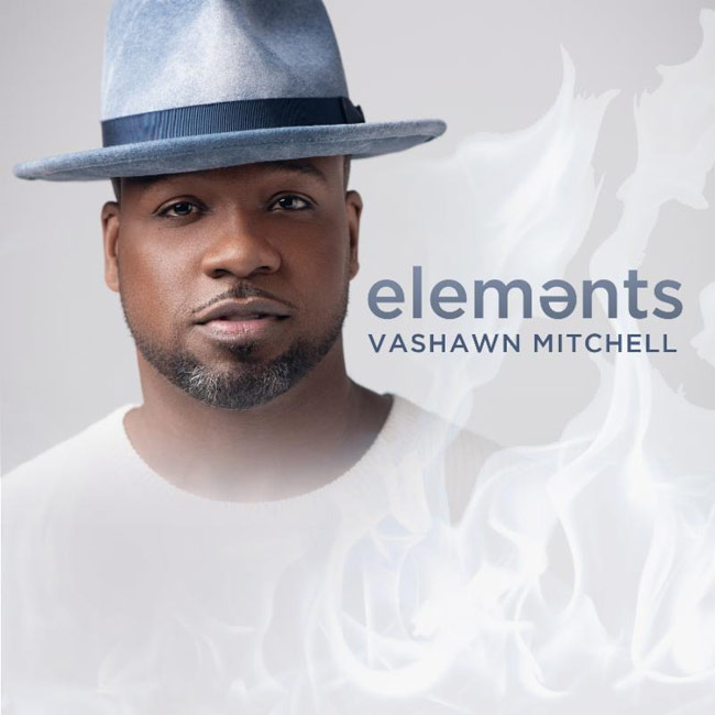 Vashawn Mitchel Element Album