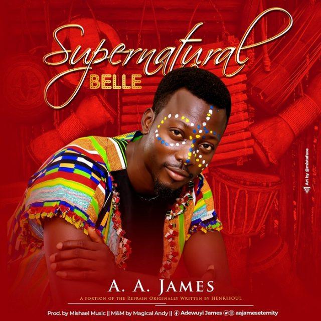A.A James - Supernatural Belle