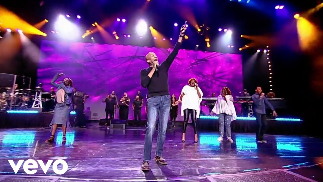 Donnie McClurking There Is God