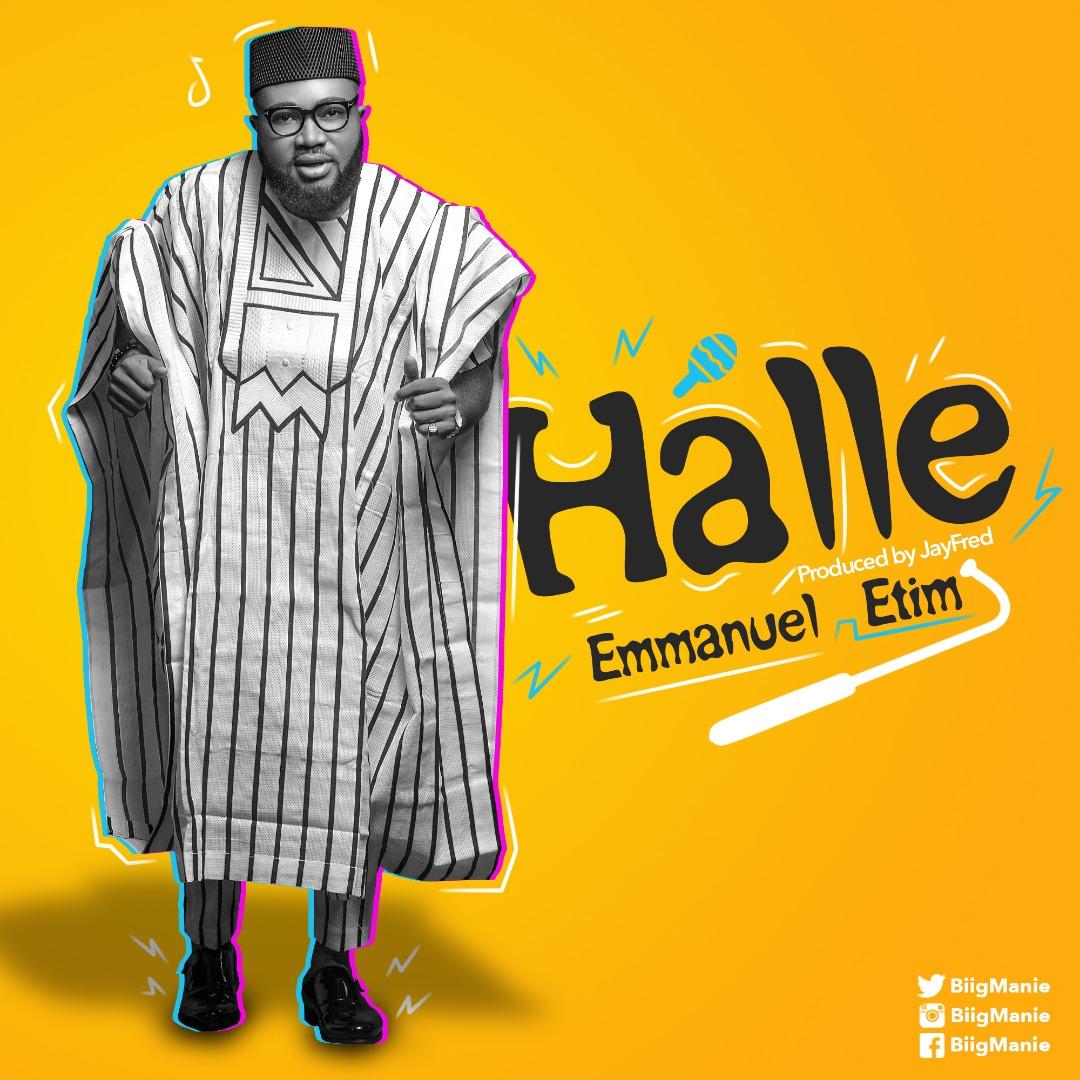 Emmanuel Etim - Halle