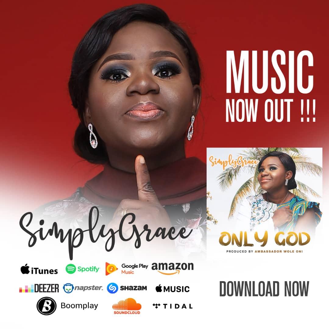 Simply Grace - Only God