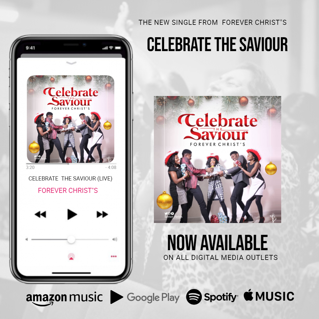 Forever Christ's - Celebrate The Saviour