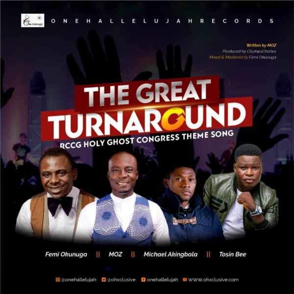 The-Great-Turn-Around-One-Hallelujah-Records