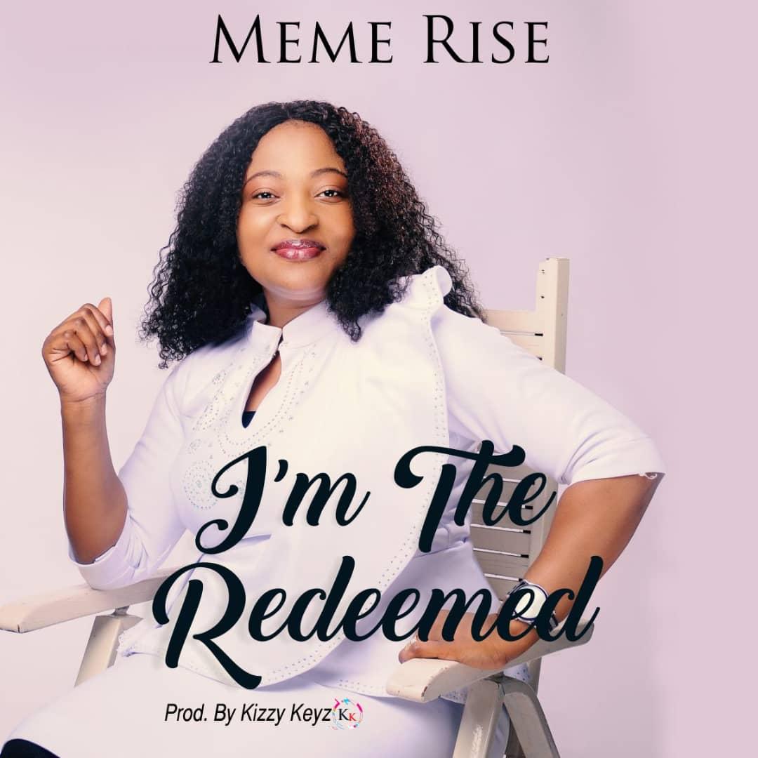 Meme Rise i m the redeemed
