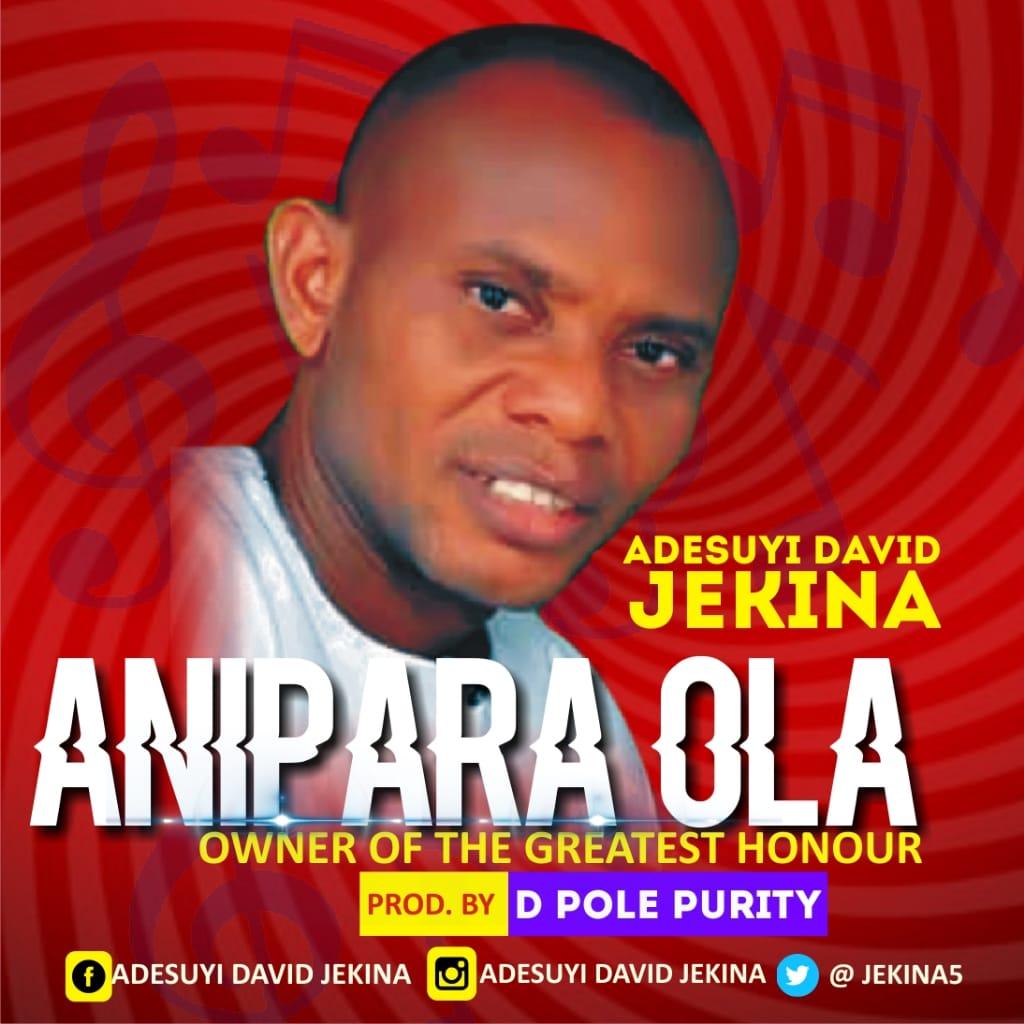 Adesuyi David Jekina _ Anipara Ola
