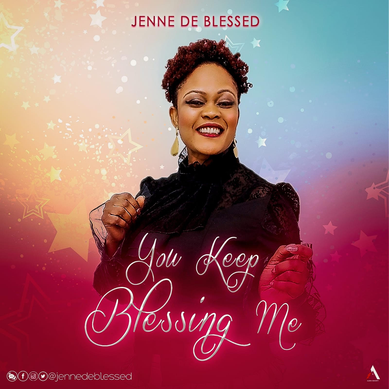 Jenne De Blessed - You Keep Blessing Me