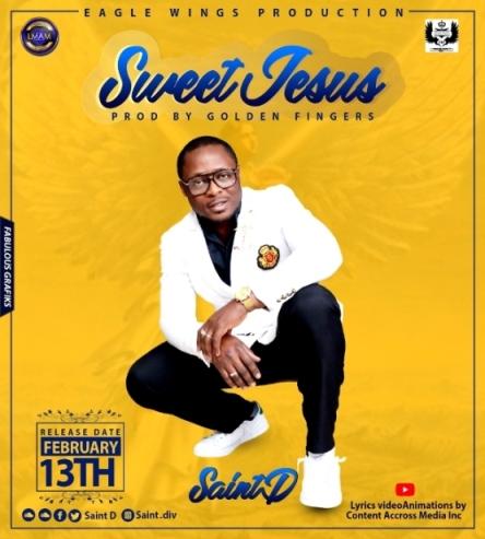 Saind D - Sweet Jesus