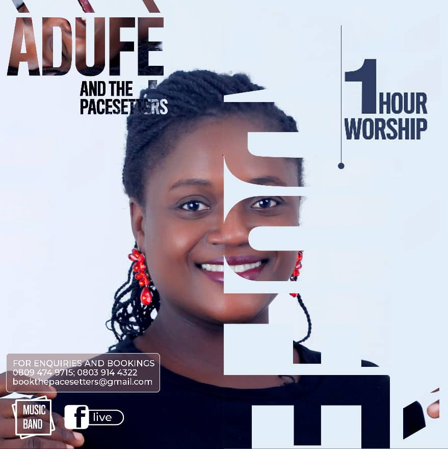 Adufe & The Pacesetters - 1 Hour Worship 1.0