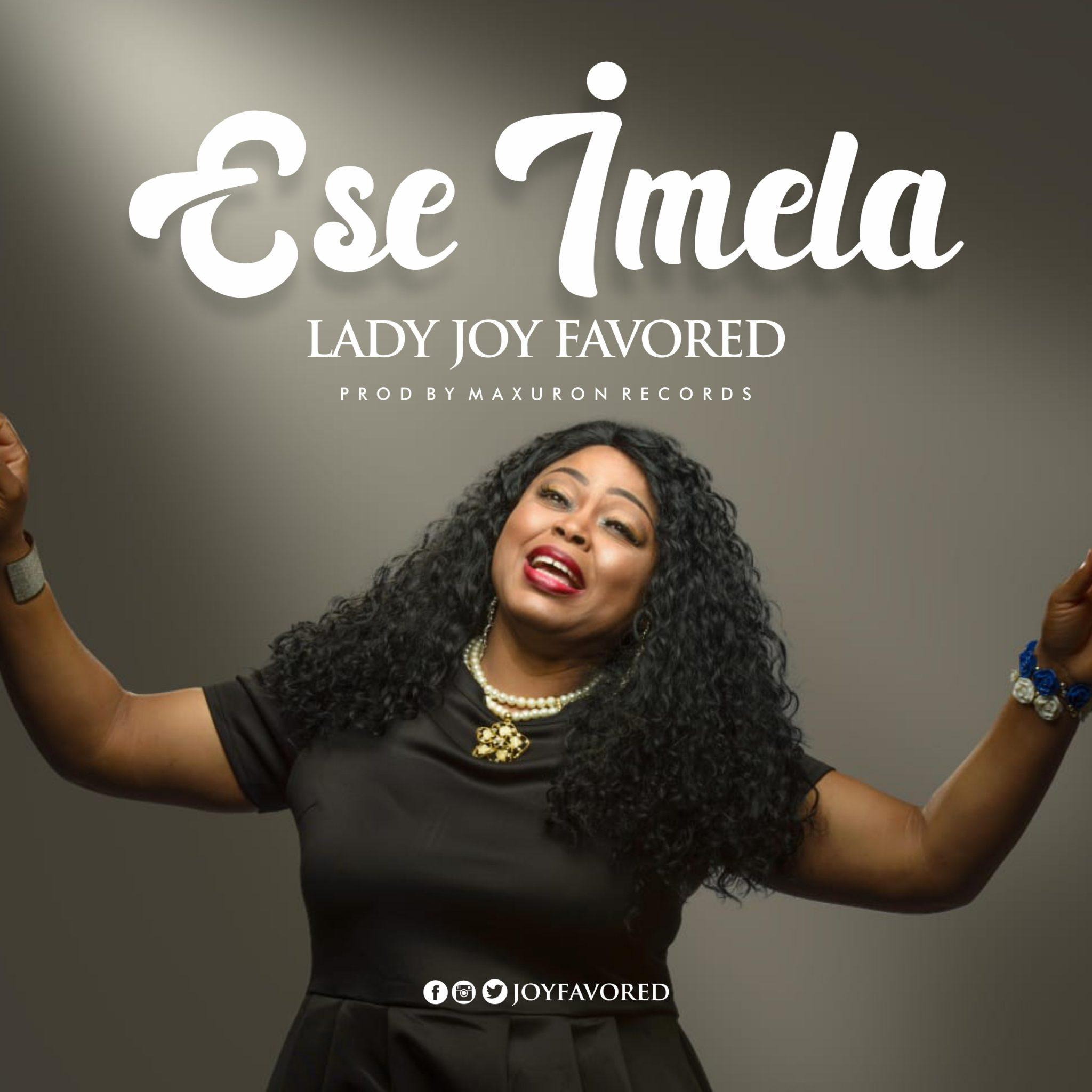 Lady Joy Favoured - Ese-Imela