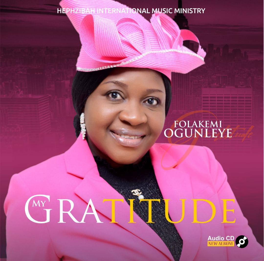 Folakemi Ogunleye - My Gratude
