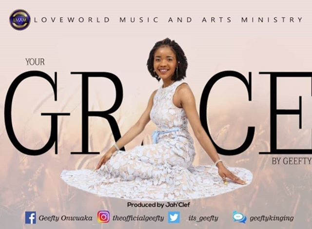 Geefty - Your Grace