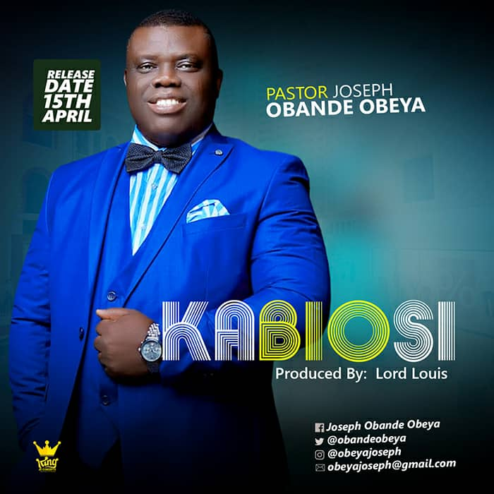 Pastor Joseph Obande Obeya - Kabiosi