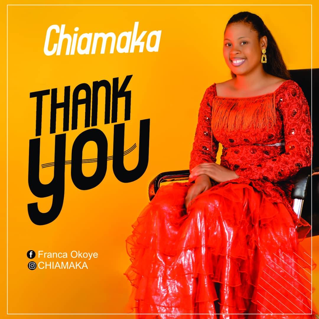 Download MP3 Chiamaka - Thank You