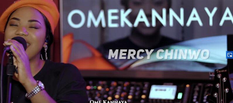 Mercy Chinwo Omekannaya Live