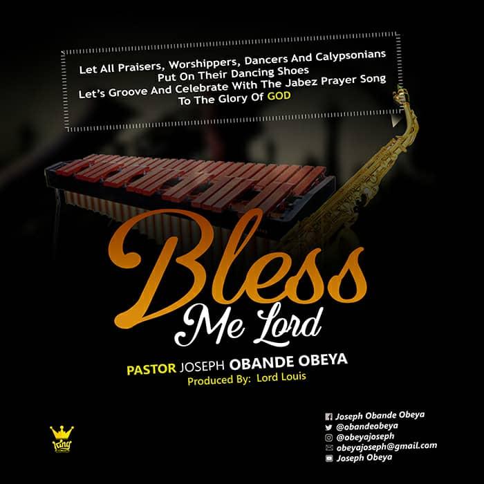 Download Mp3 Pastor Joseph Obande Obeya - BLESS ME LORD