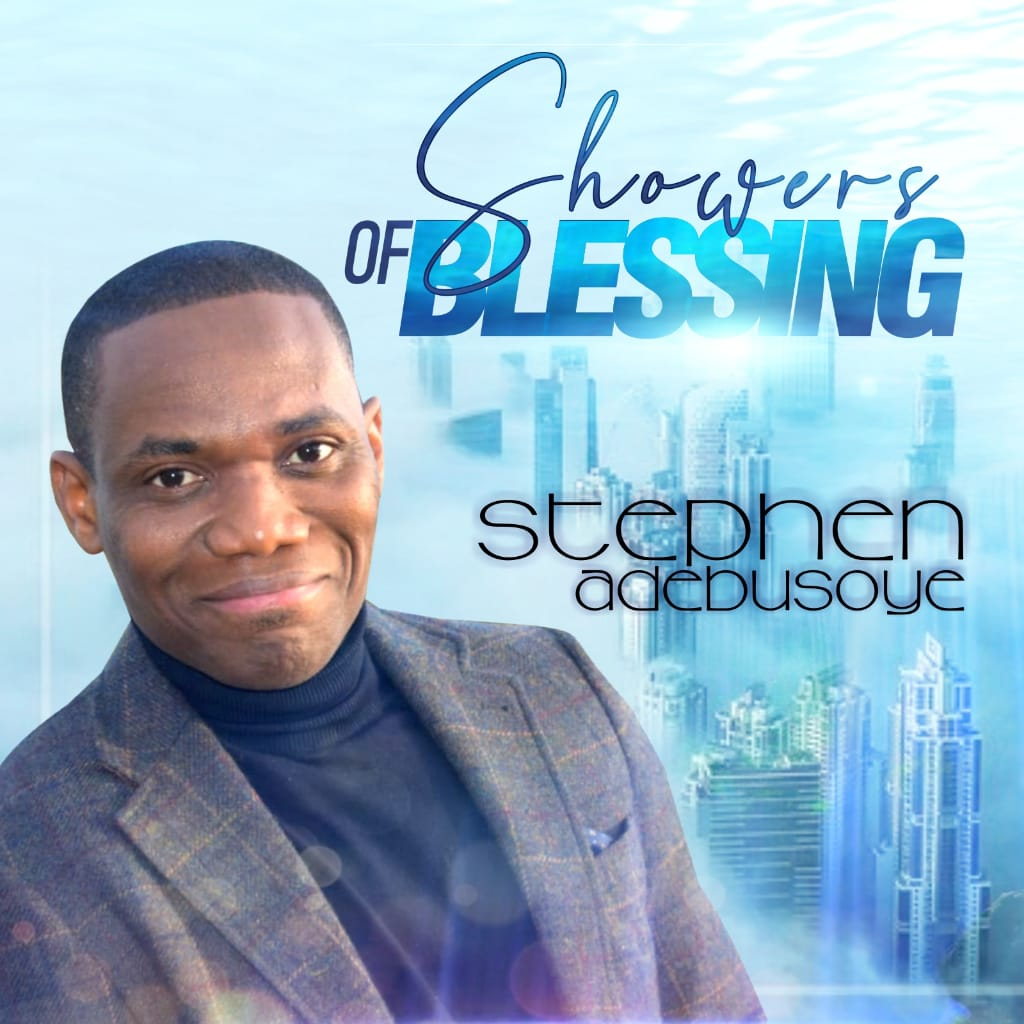 Download MP3 Stephen Adebusoye - Showers of Blessing