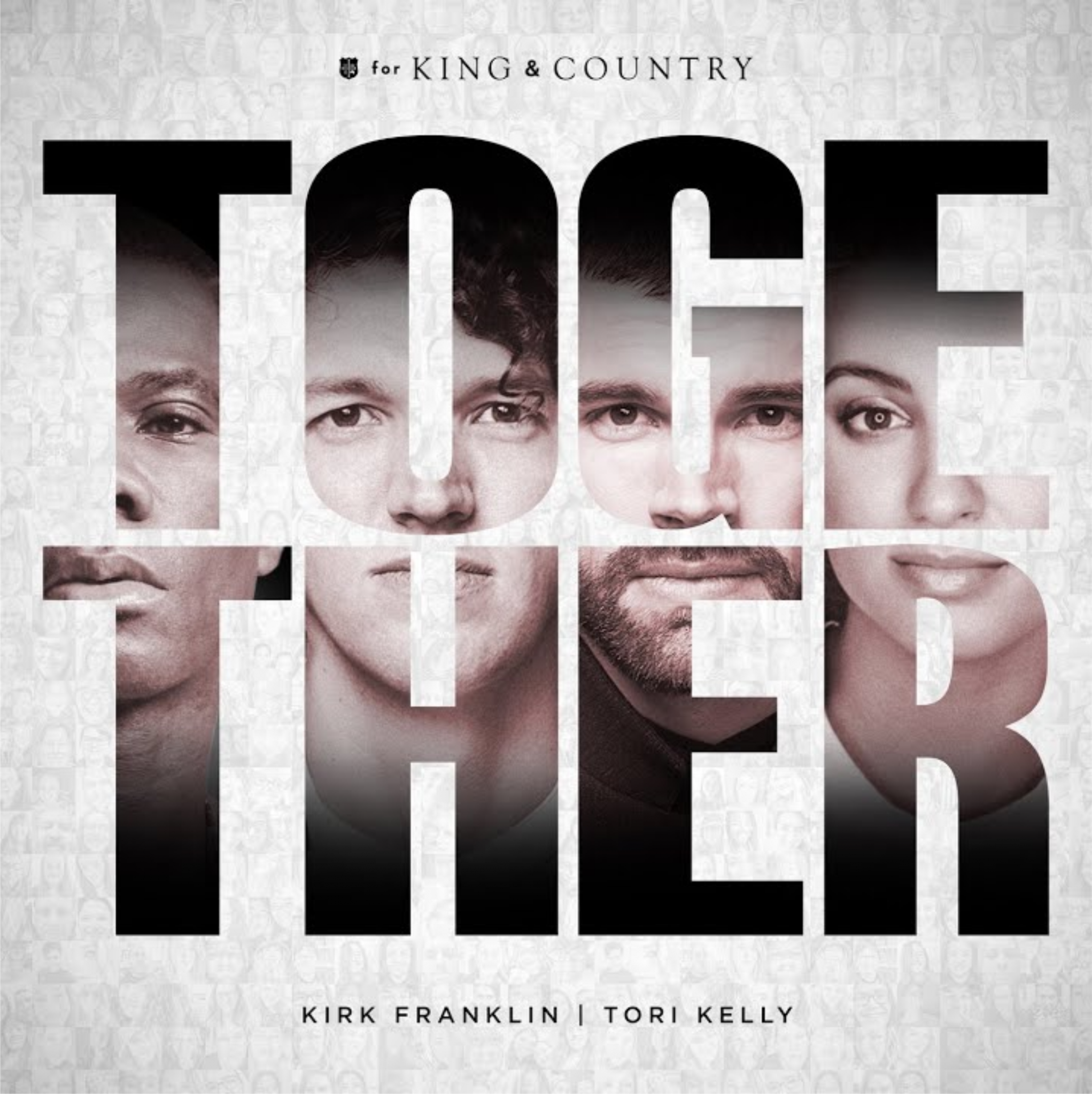 Download MP3 for King & Country ft. Tori Kelly and Kirk Franklin - Together