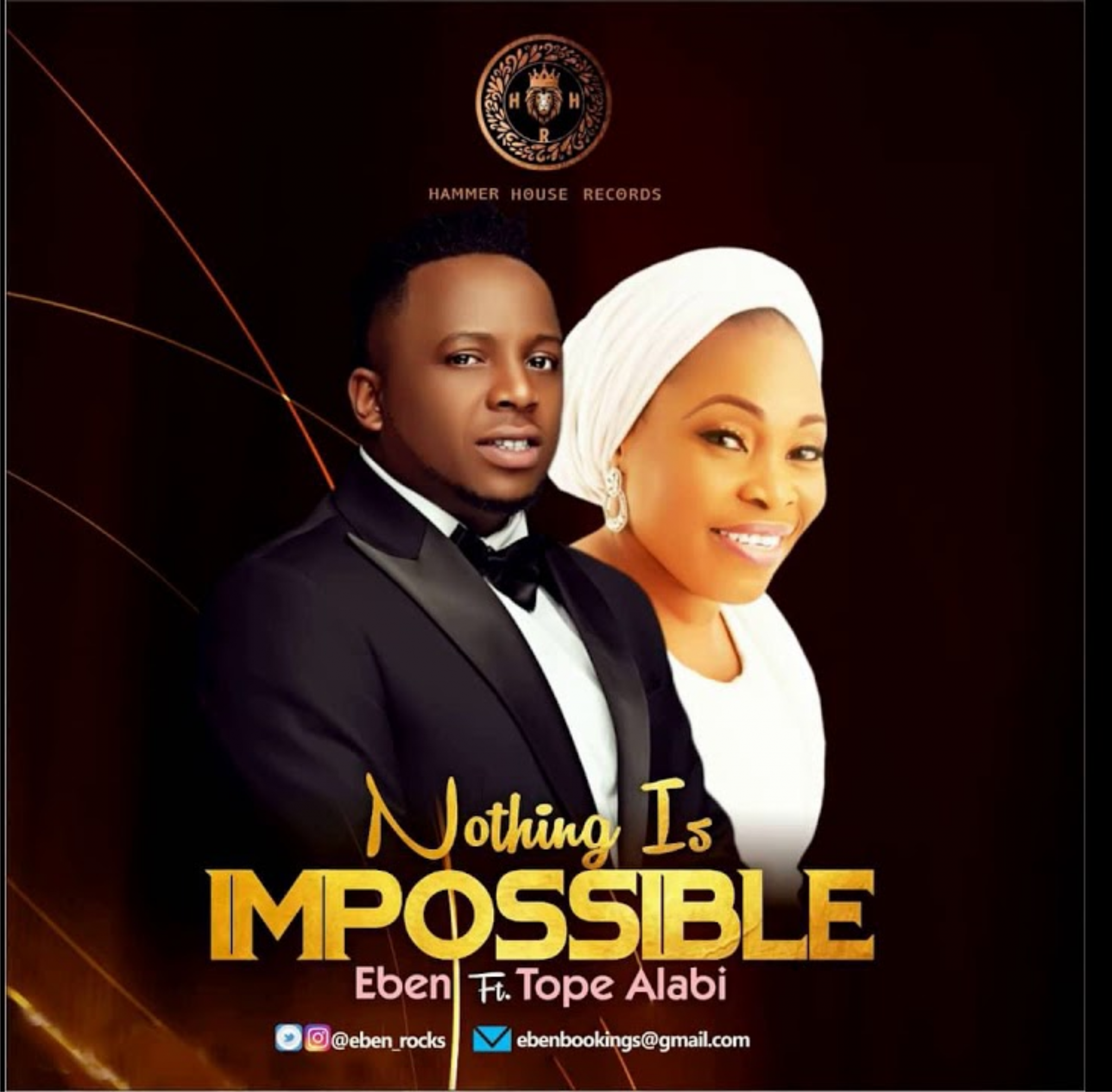 Download Mp3 Eben ft. Tope Alabi - Nothing is Impossible