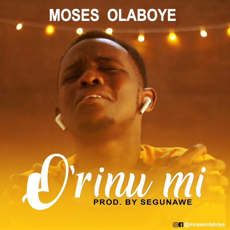 Download Mp3 Moses Olaboye - Orinu Mi