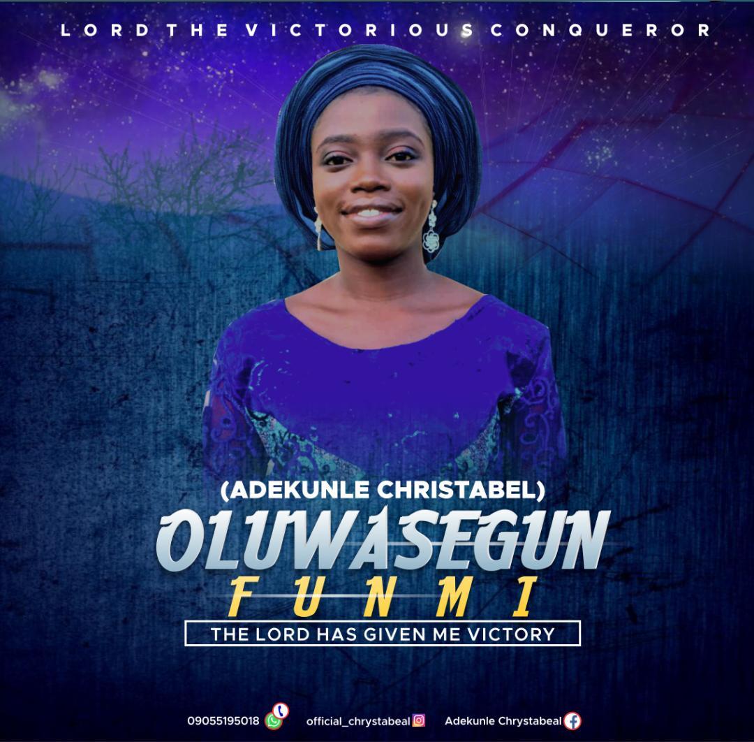 Download Mp3 Adekunle Chrystabeal - Oluwasegunfunmi