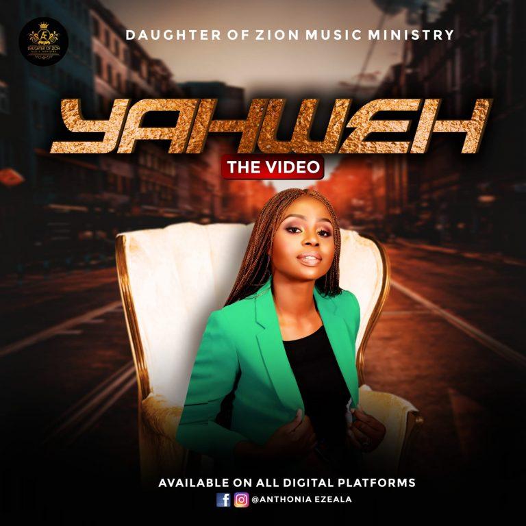 Download MP3 Anthonia Ezion - Yahweh