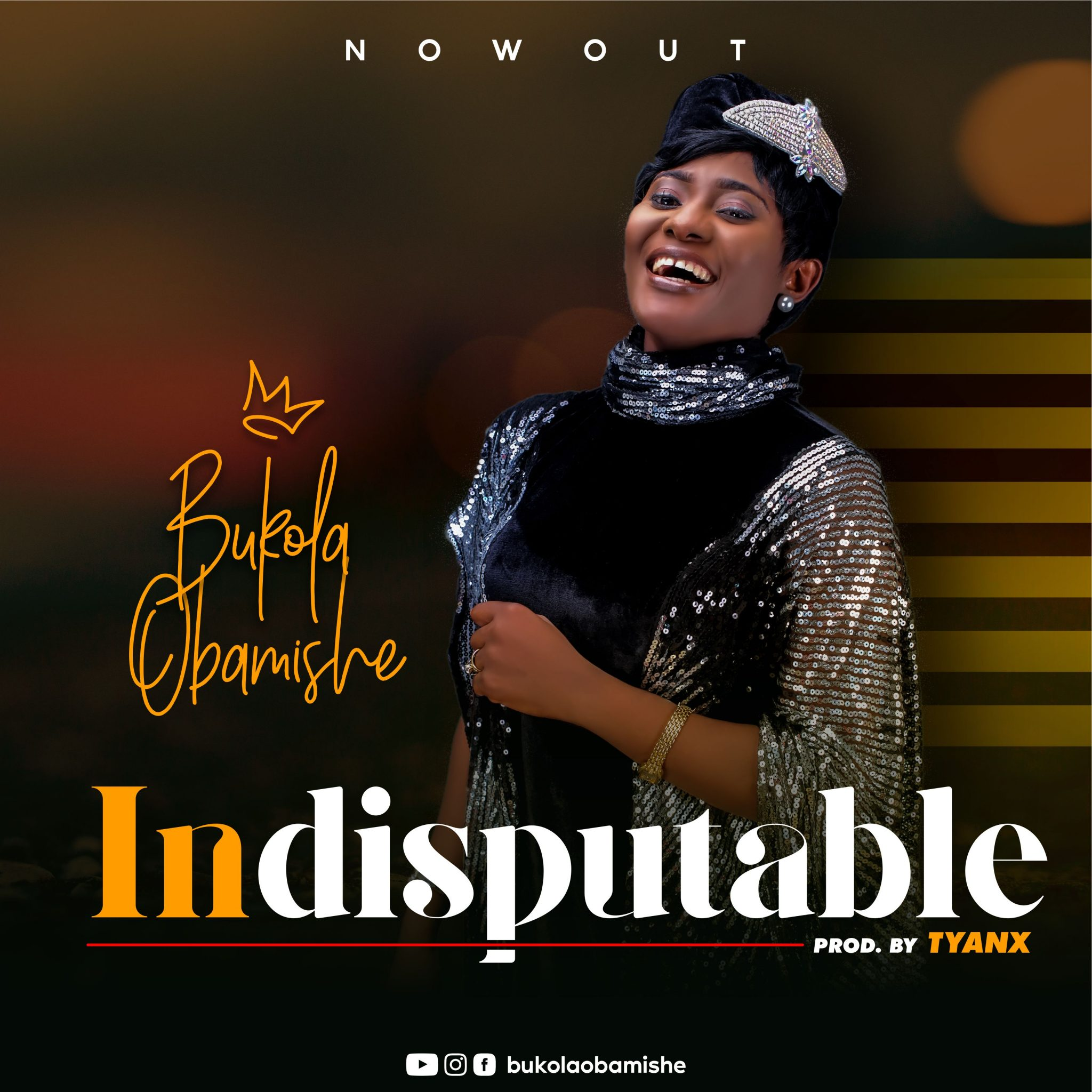 Download MP3 Bukola Obamishe - Indisputable