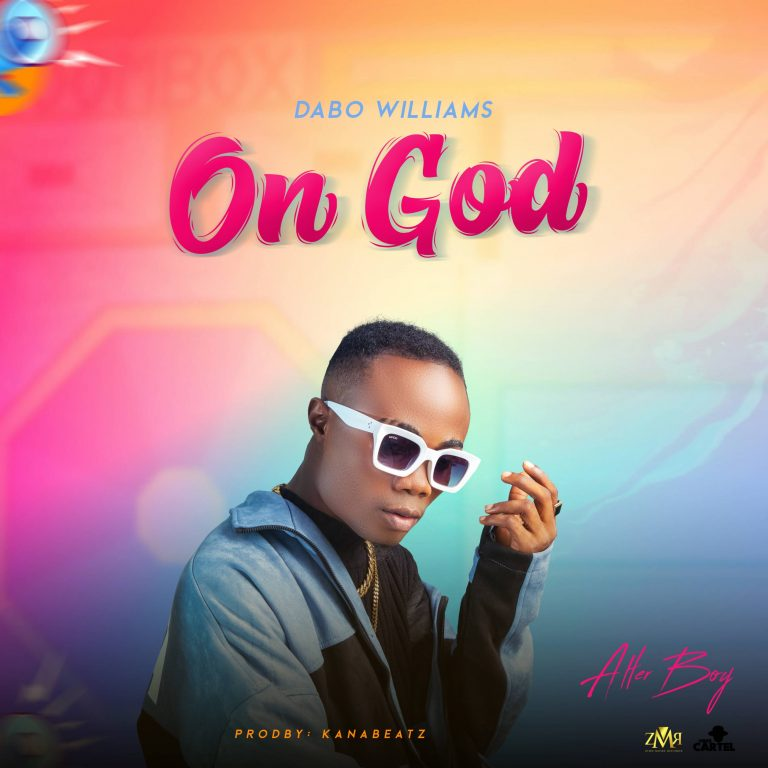Download Mp3 Dabo Williams - On God