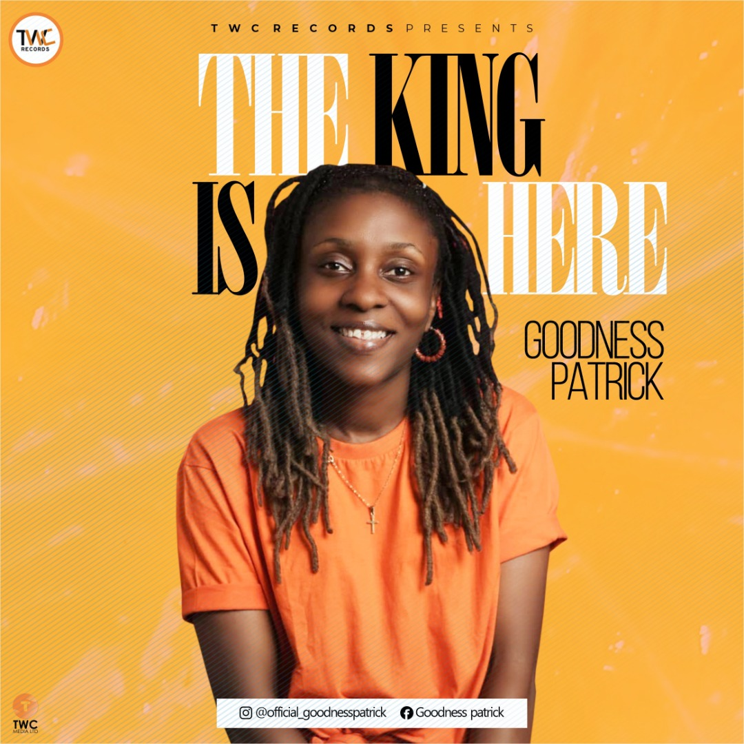 Download Mp3 Goodness Patrick - The King Is Here