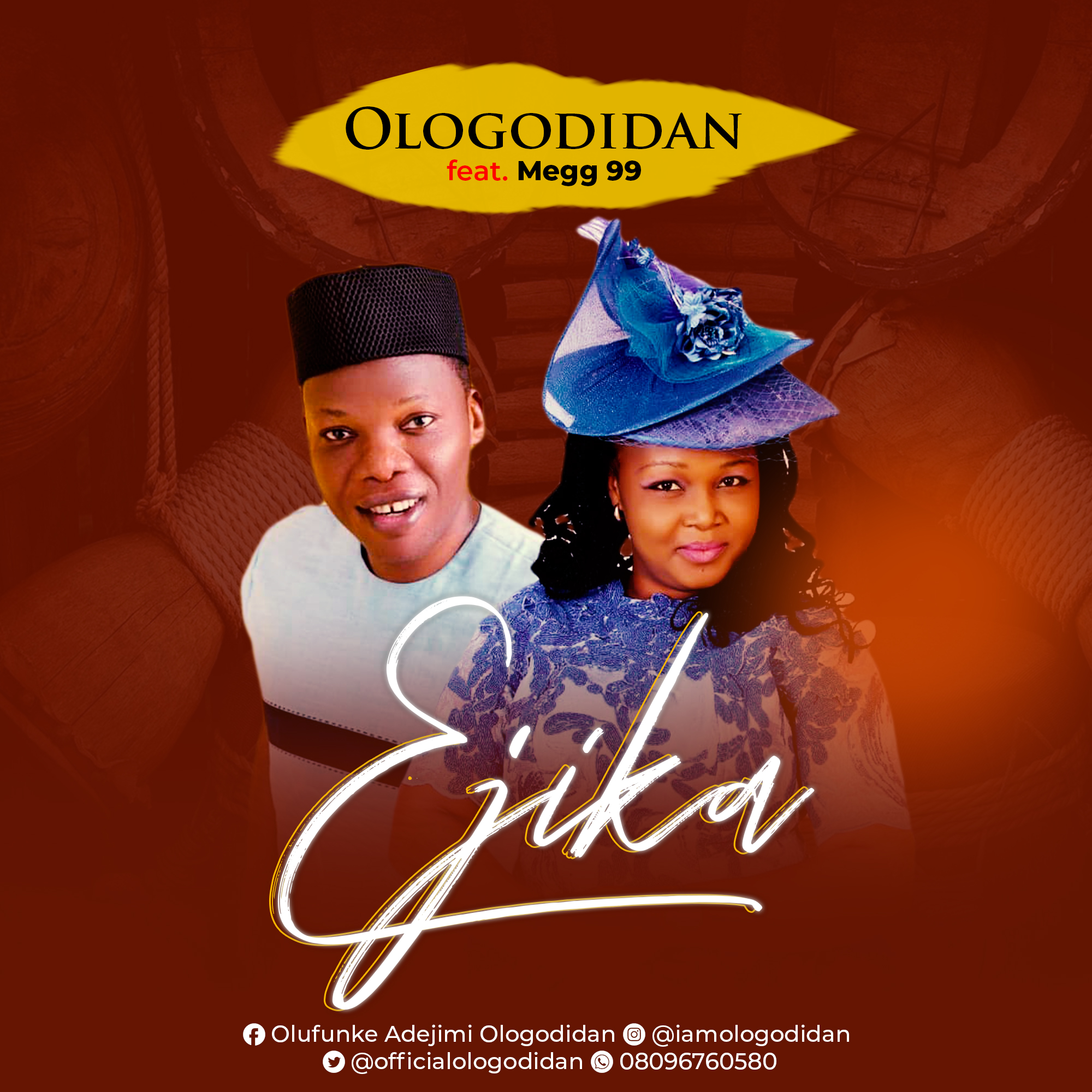 Download Mp3 Ologodidan ft.Mega 99 - Ejika