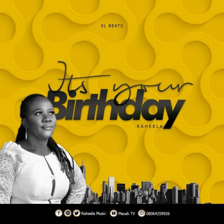 Download Mp3 Racheela - Its Your Birthday