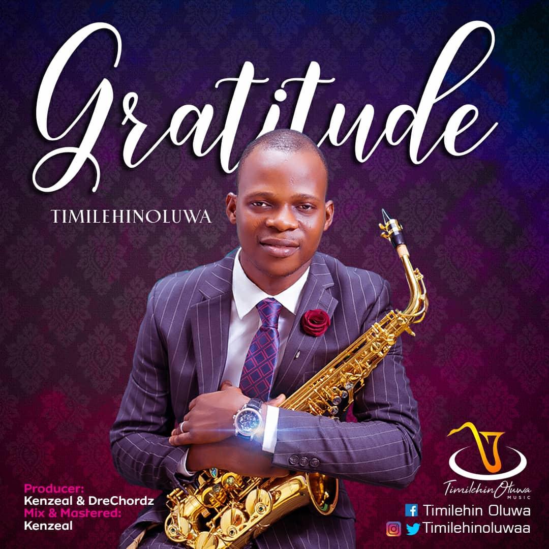 Mp3 Timilehinoluwa - Gratitude