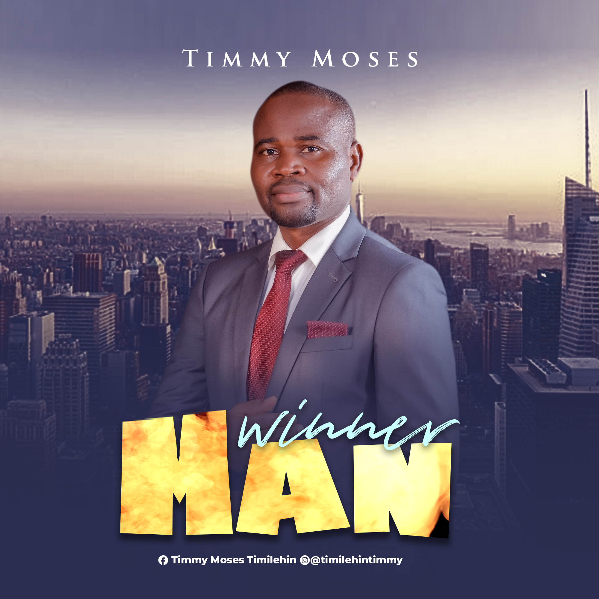 Download MP3 Timmy Moses - Winner Man