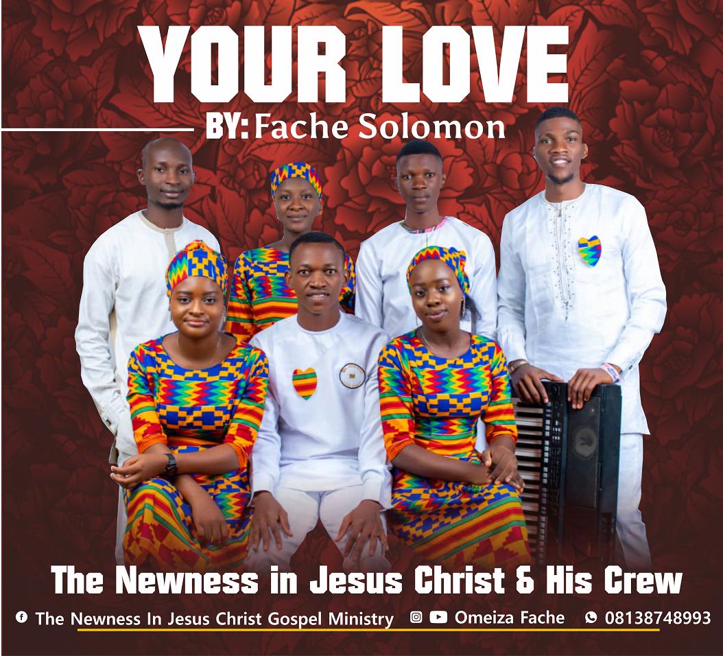 Download Mp3 Fache Solomon - Your Love