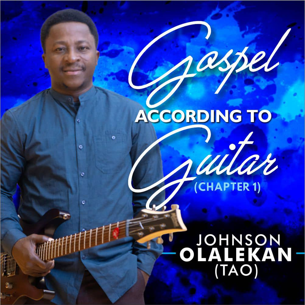Download Mp3 Johnson Olalekan - Gospel According to Guitar