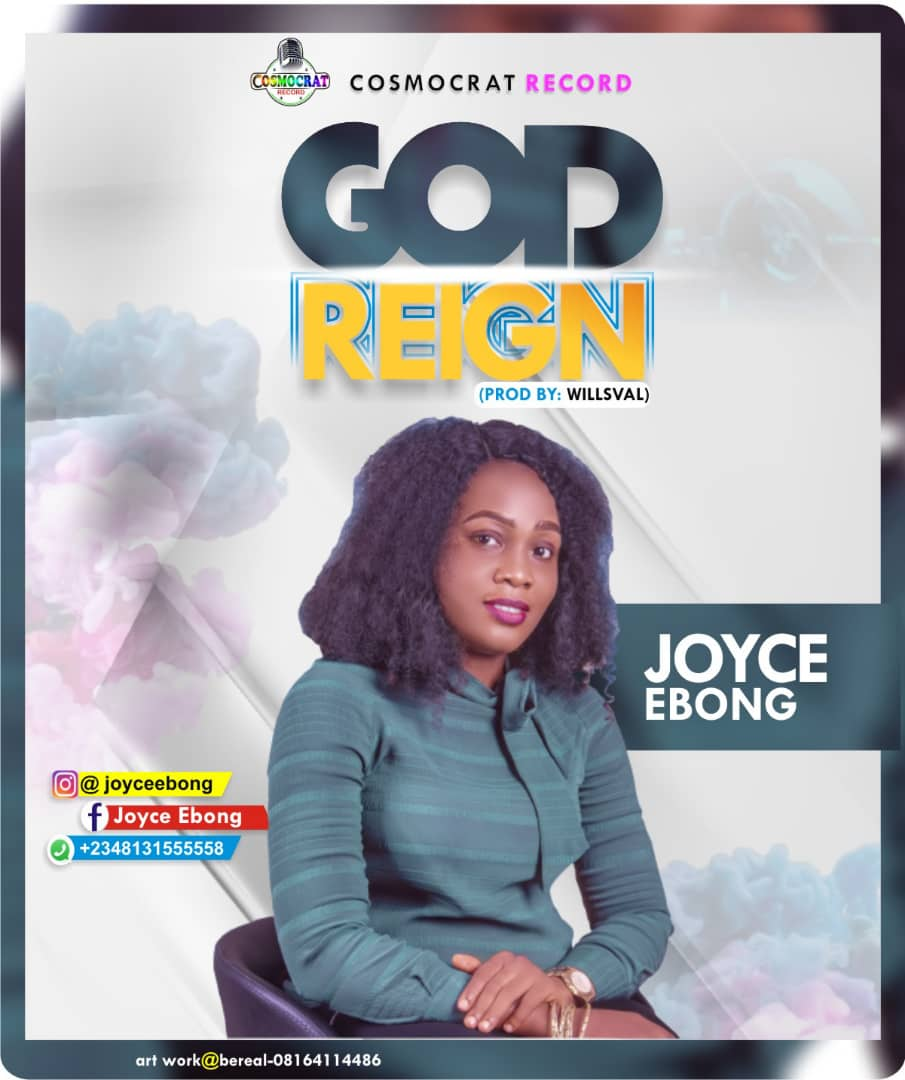 Download Mp3 Joyce Ebong - God Reign